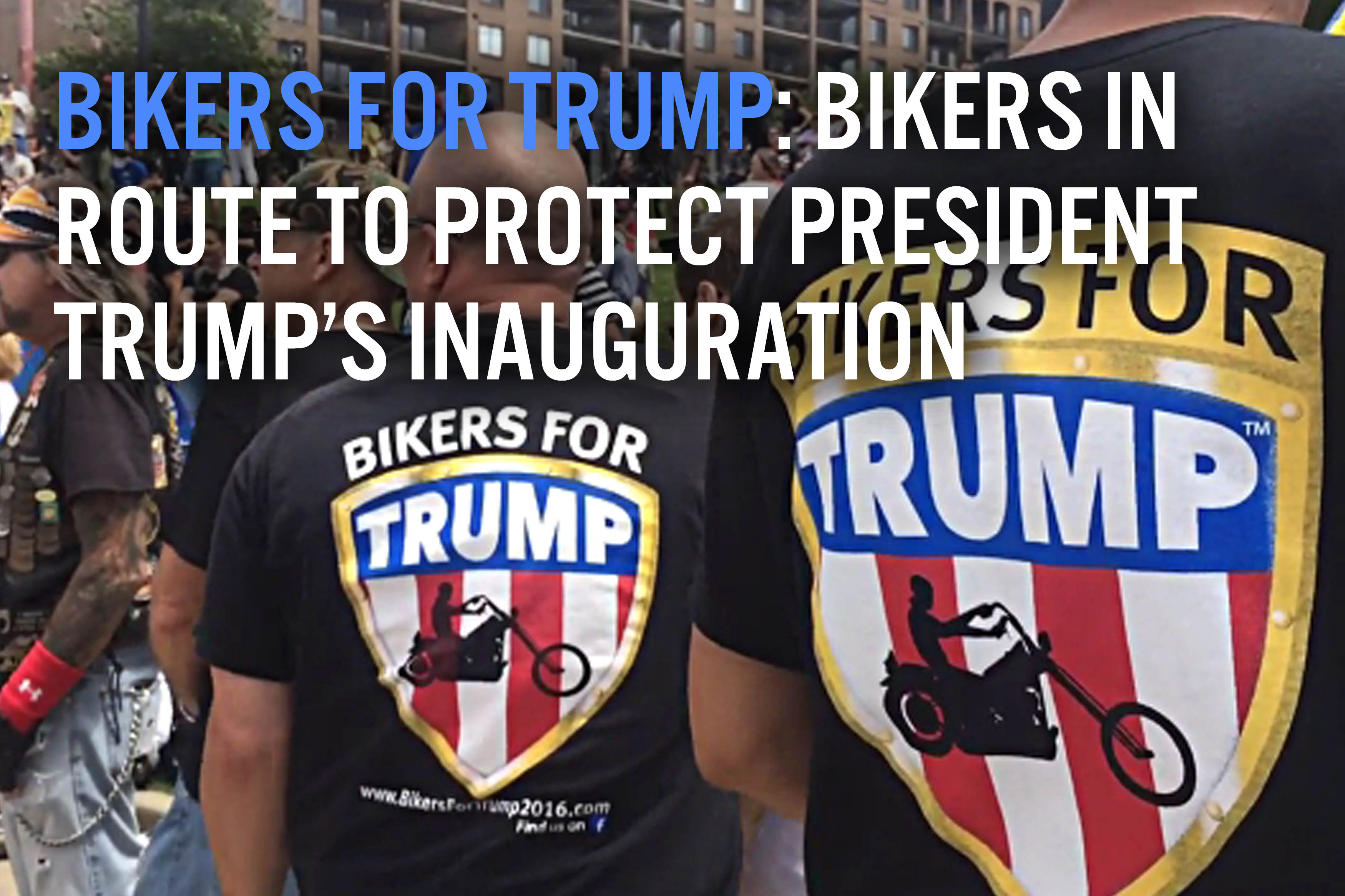 Bikers For Trump