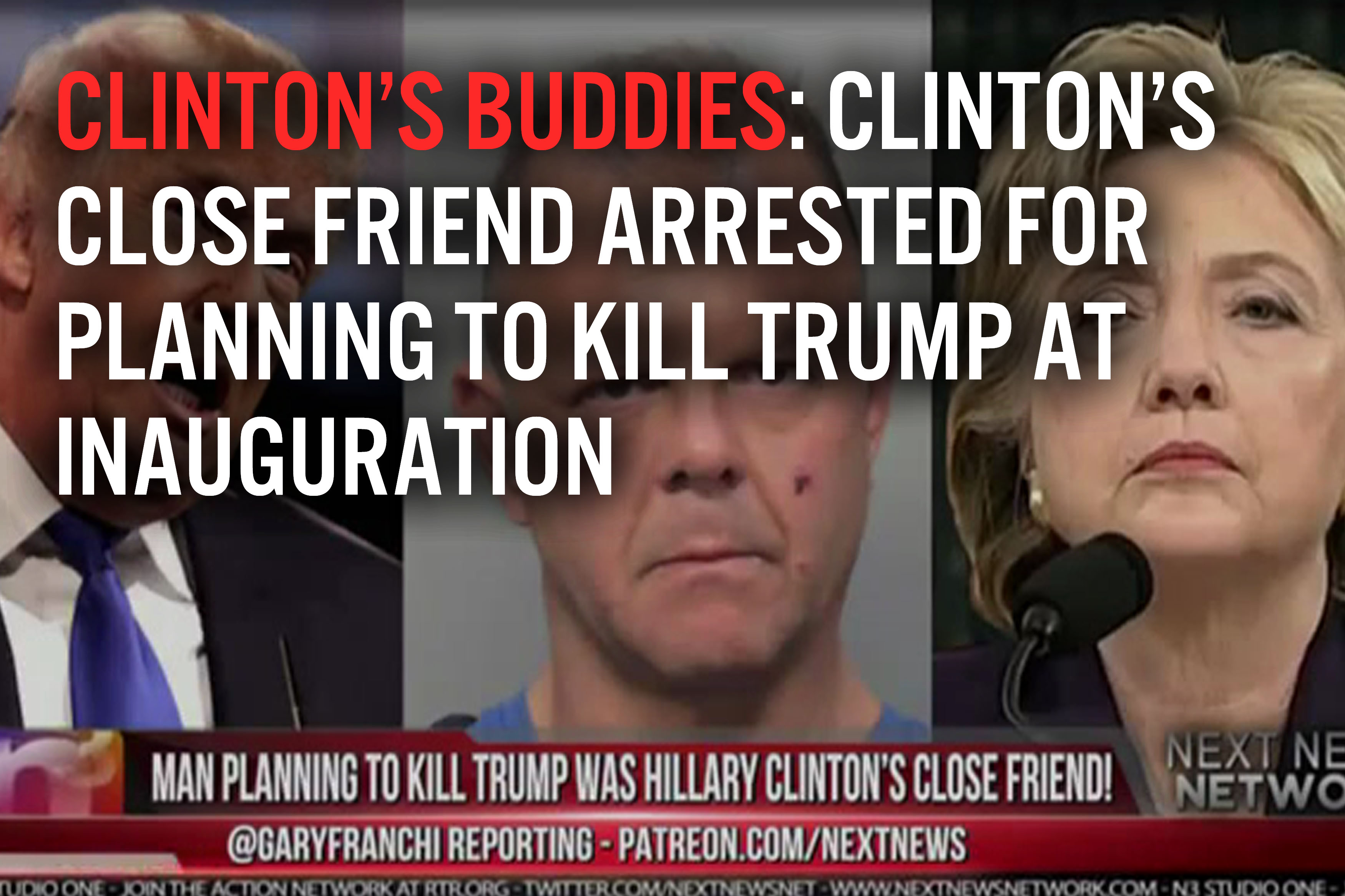 Clintons Buddies