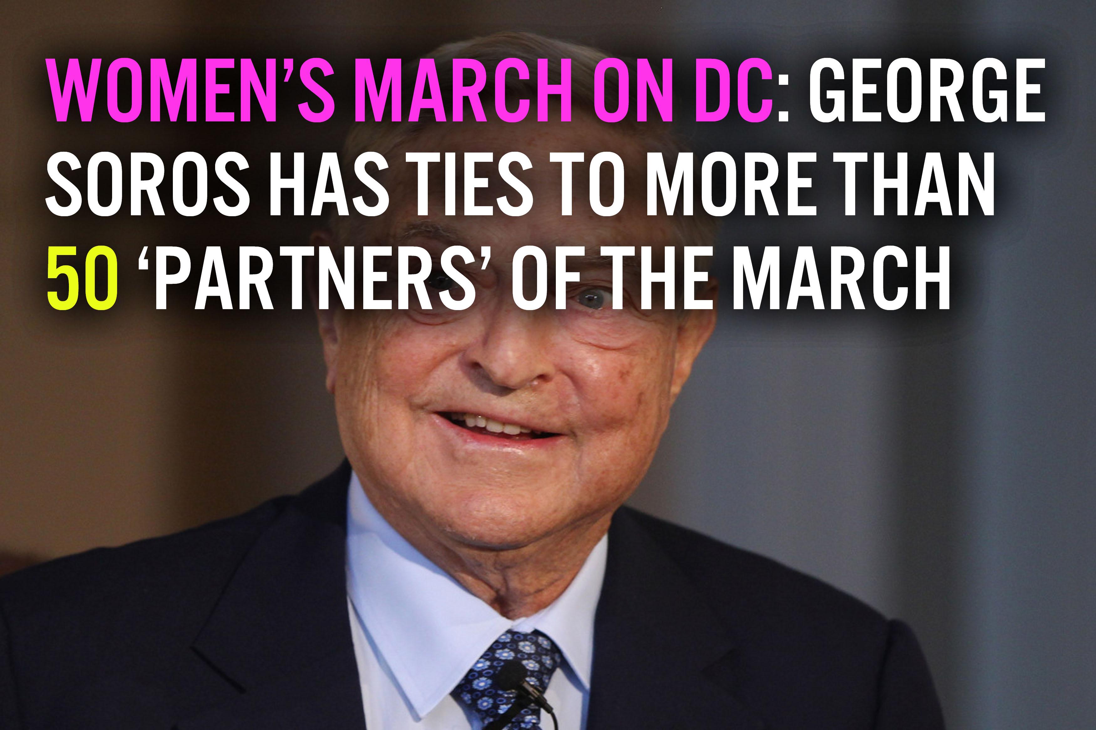 Soros March