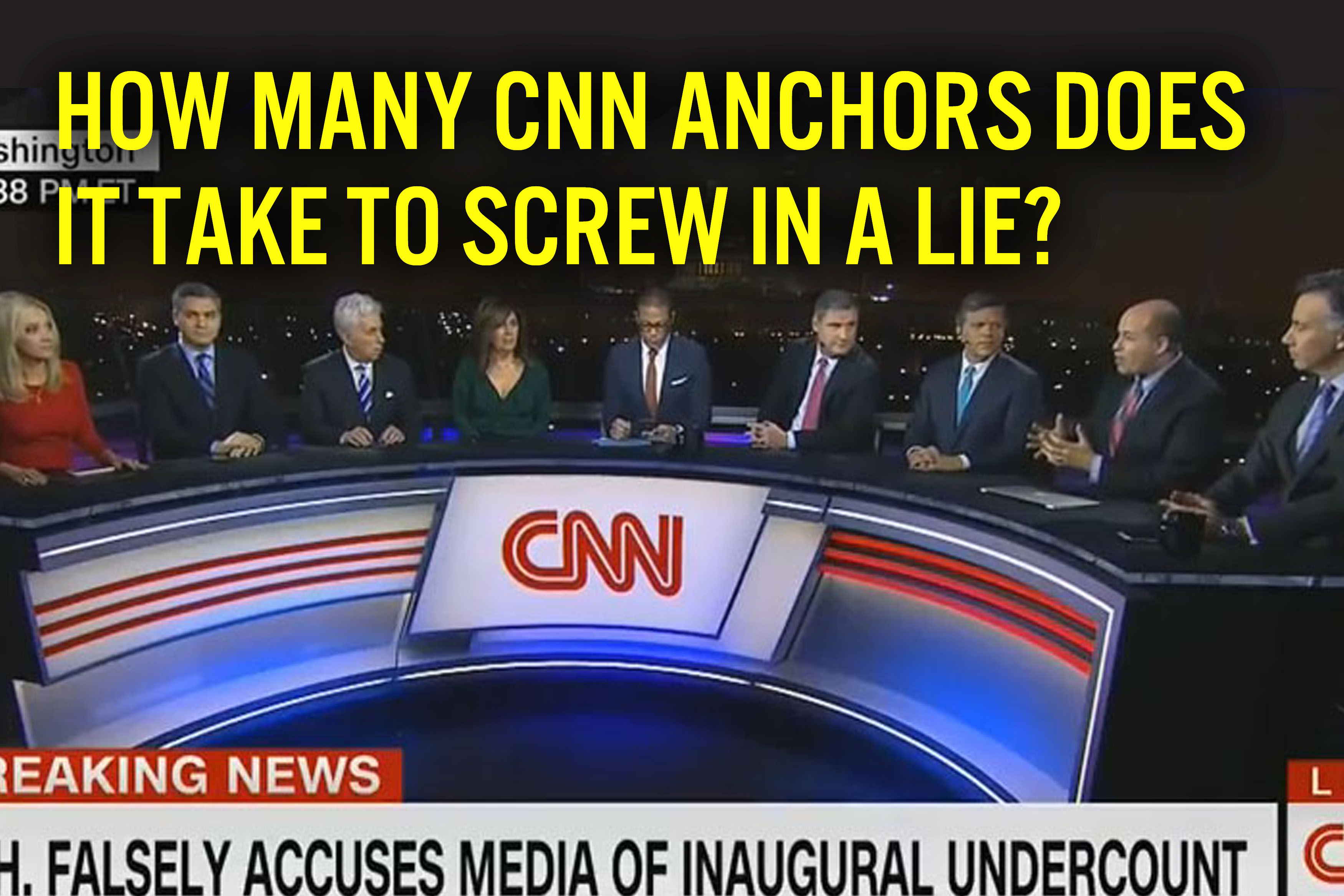 How Many CNN
