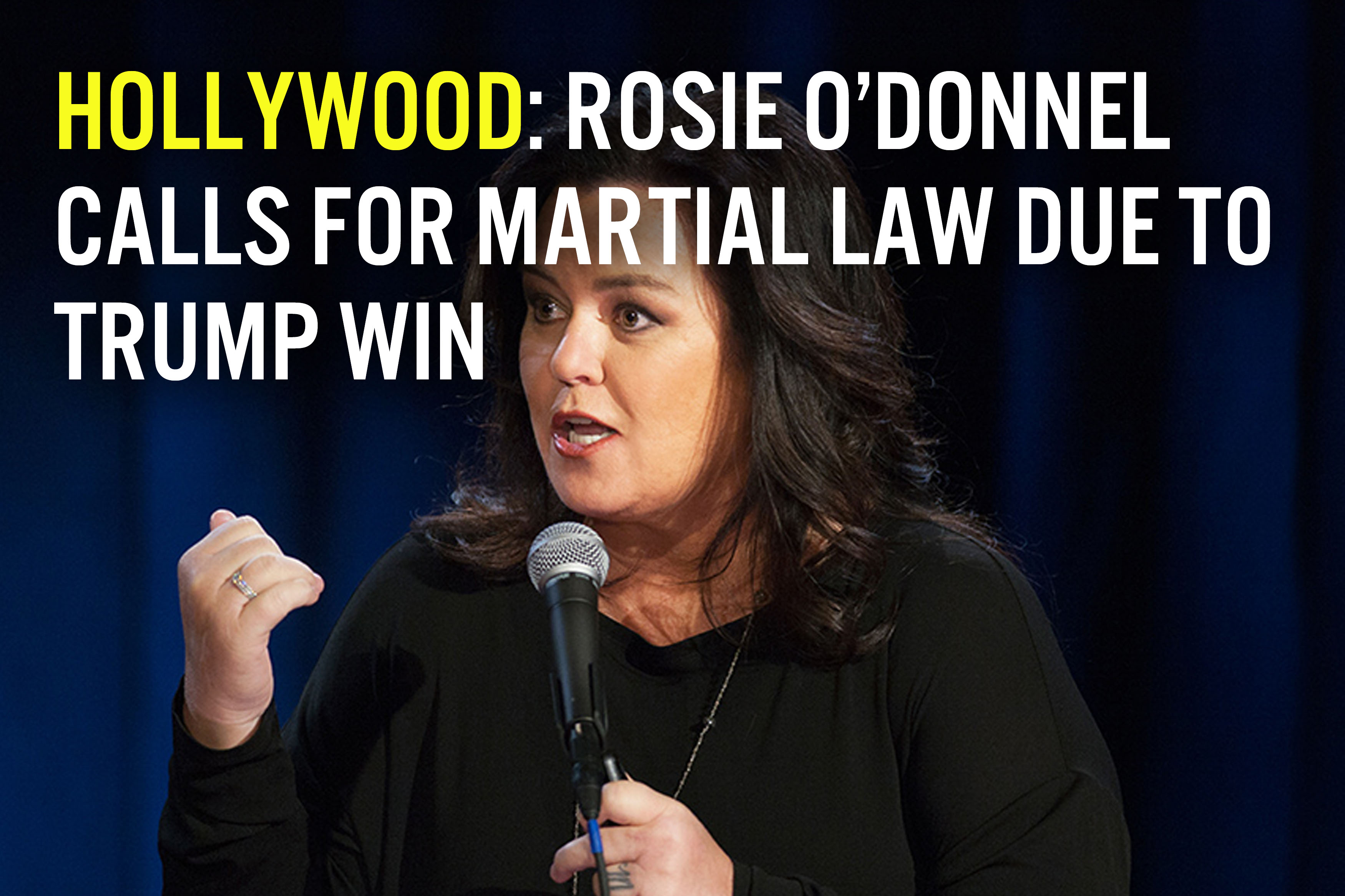 Rosie Martial Law
