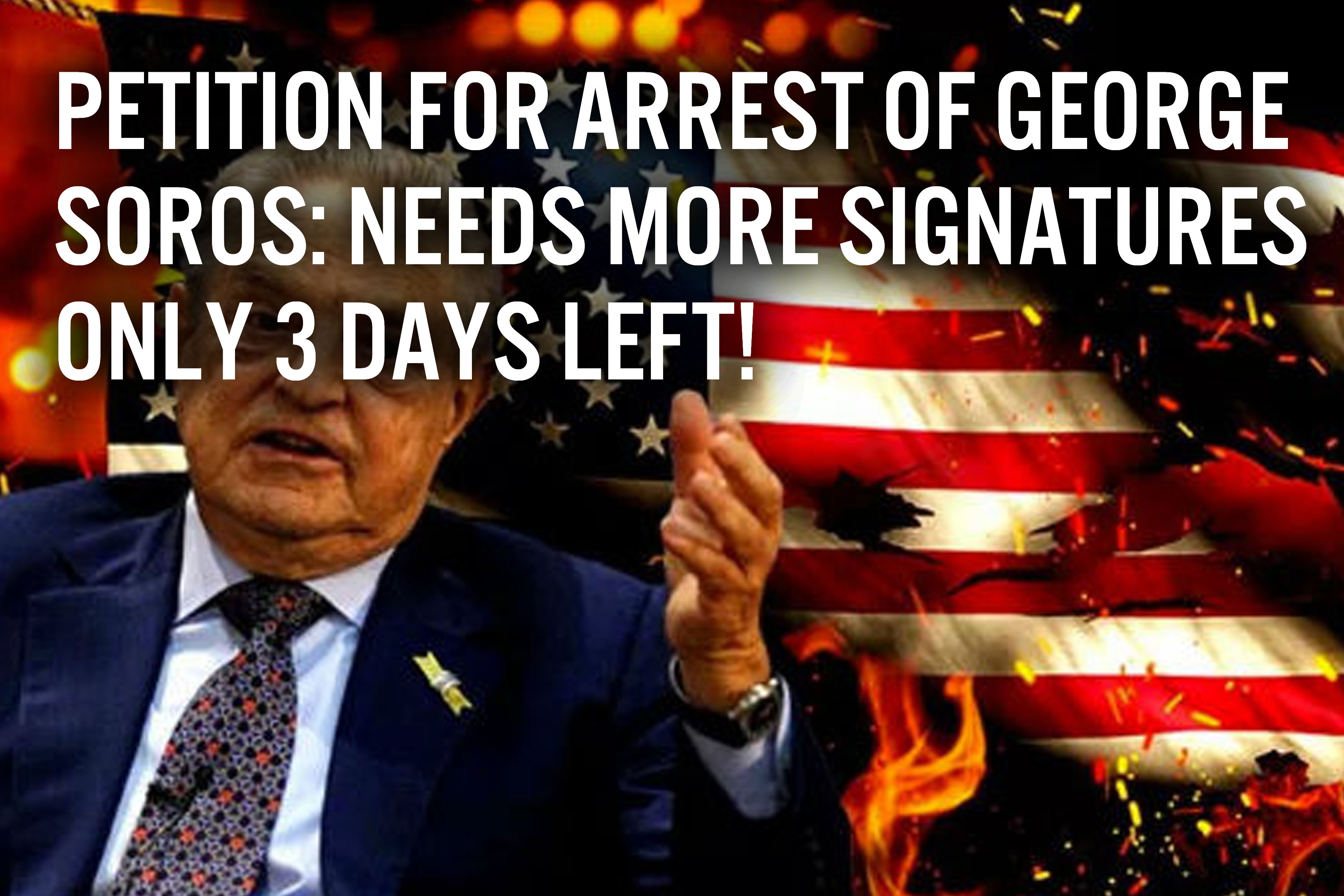 Petition Soros