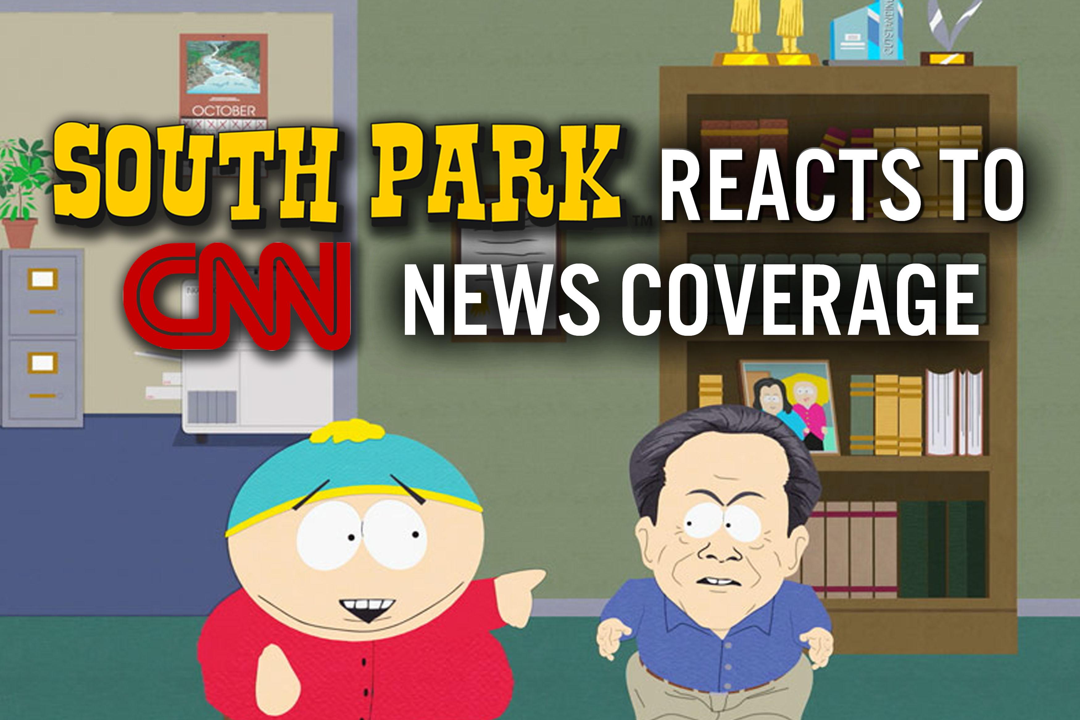 South Park CNN