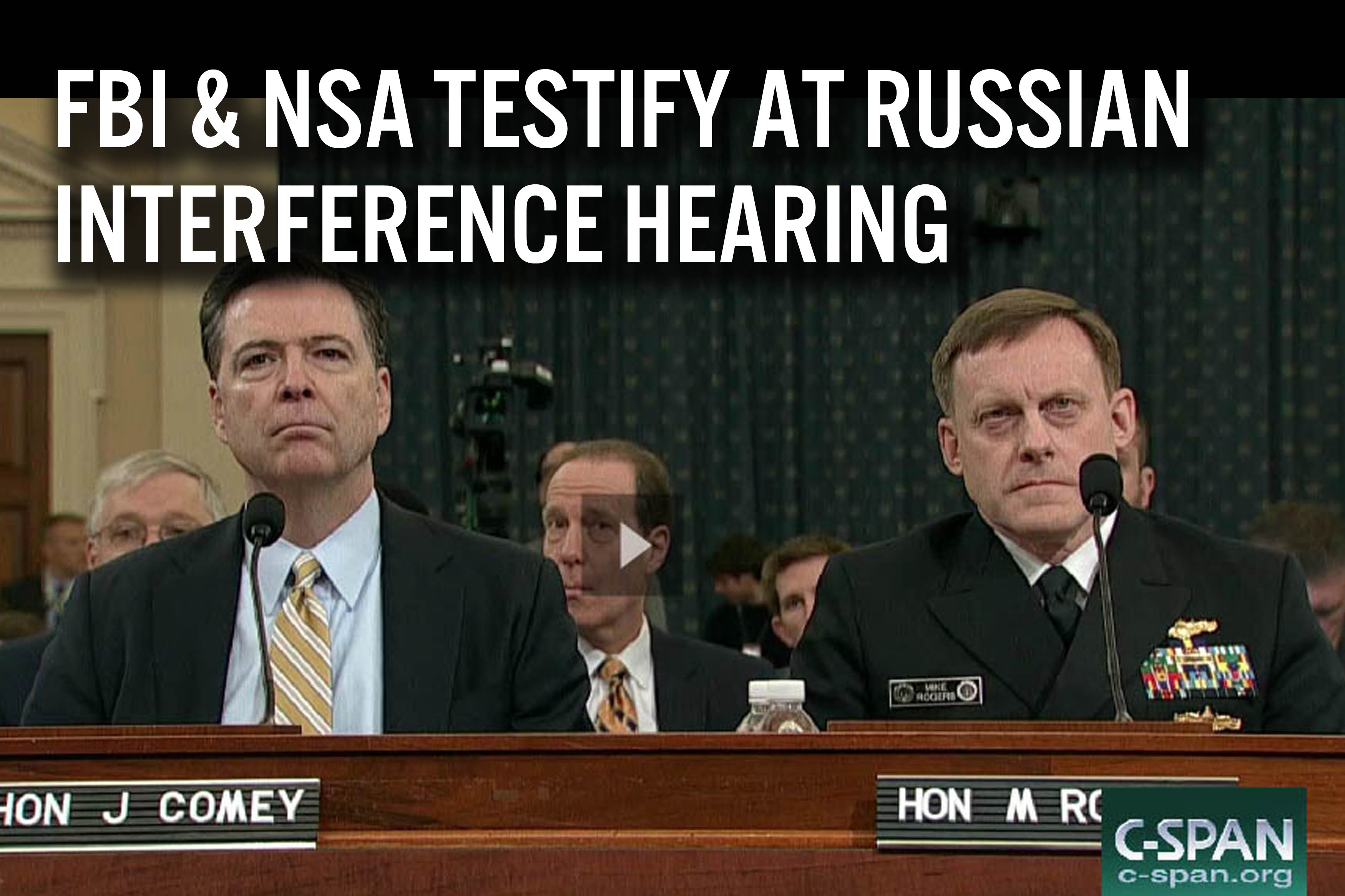 ComeyTestifies