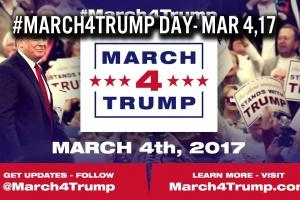 March4Trump
