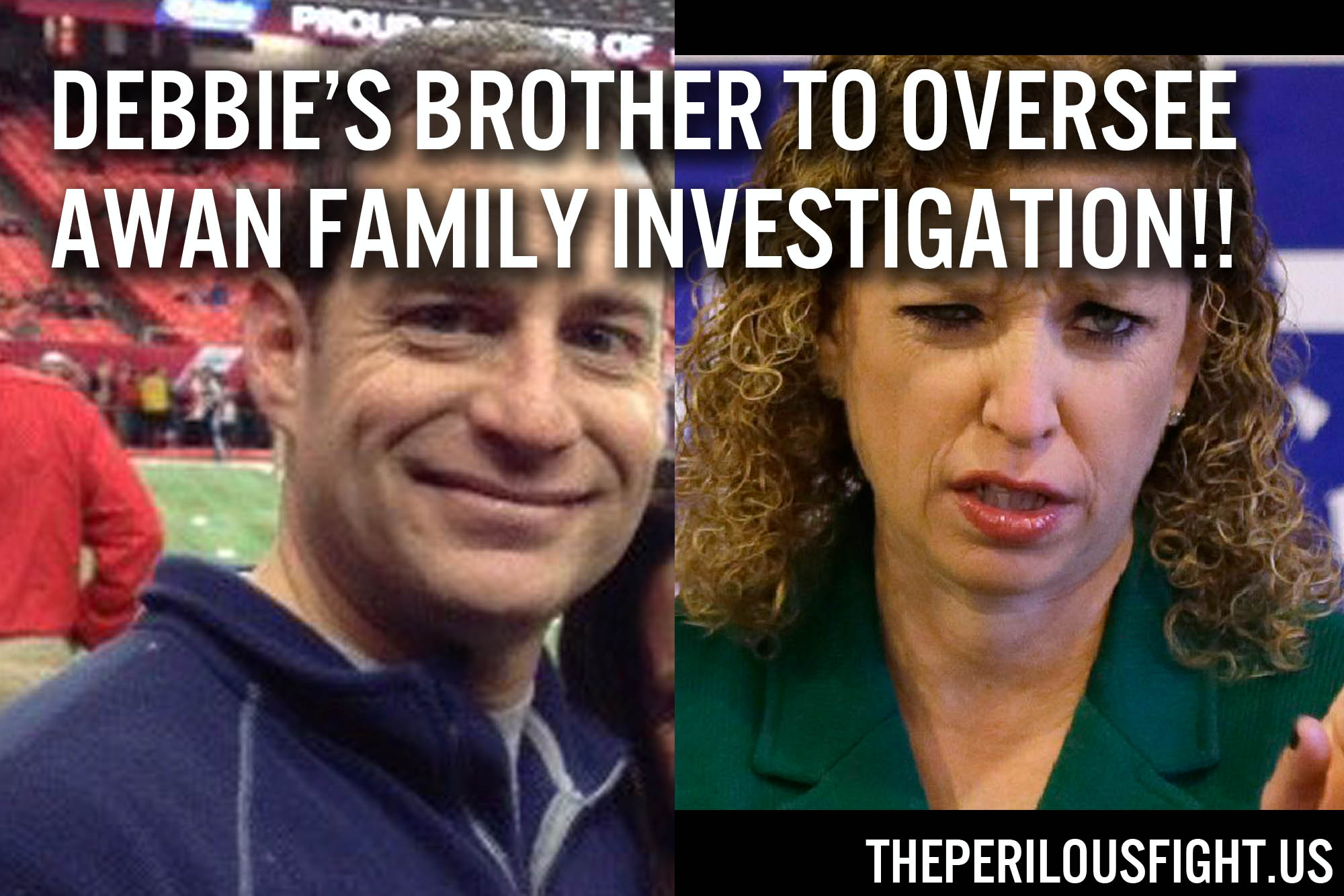 debbie wasserman brother