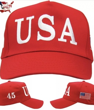 Trump 45 Hat Red