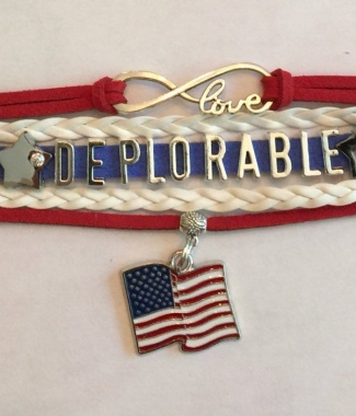 Love Deplorables Bracelet