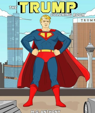 Trump Coloring Book