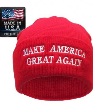 MAGA Trump Beanie