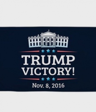 Trump Beach Towel (Victory)