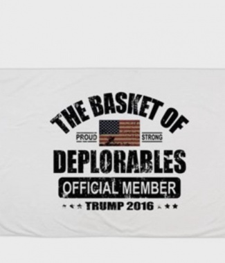 Trump Beach Towel (Deplorables)