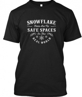 No Safe Space (Black)