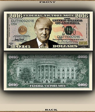 Million Dollar Trump Bill