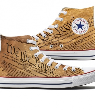 We the people Converse