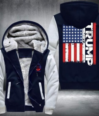 Trump Jacket (White)