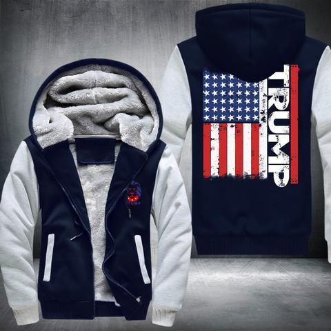 Trump Jacket (White)
