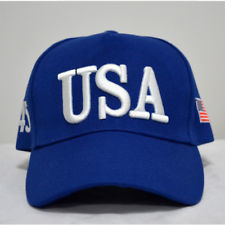 USA Trump 45 blue