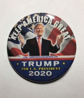 Trump2020 Button