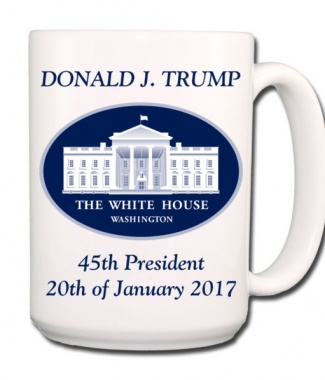 Donald Trump Inauguration Day 2017 Coffee Mug 15 oz