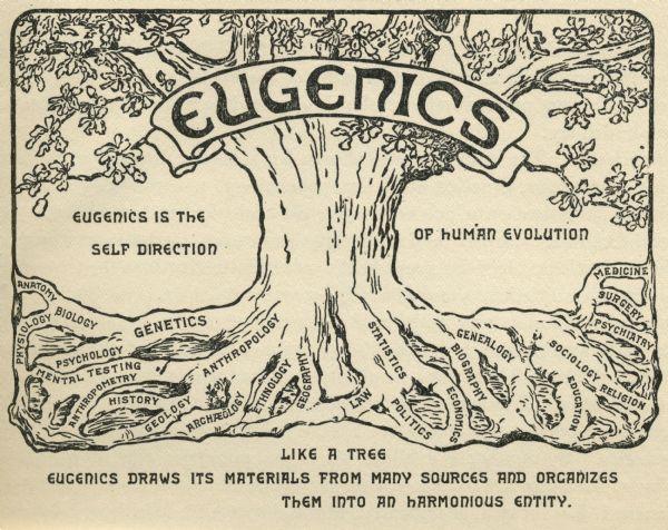 1946- Eugenics Goes Underground