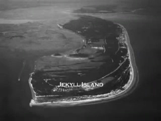 1910- Bankers Meeting on Jekyll Island