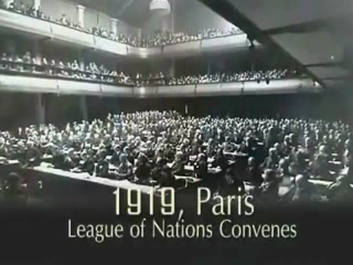 1919- League Of Nations