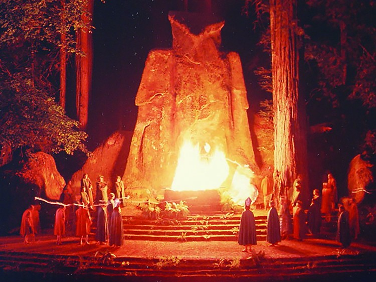 2001- The Bohemian Grove