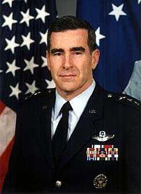 1998- Lieutenant General David J. McCloud