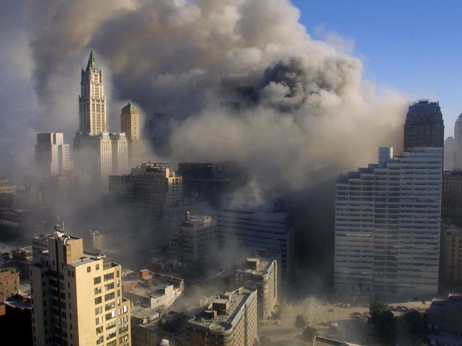 2001- Attacks On September 11