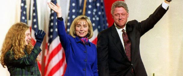 1992- Bill Clinton Elected President