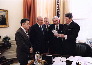 1993- Conclusion Of Iran-Contra