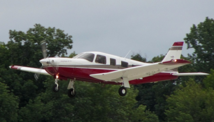 PiperSaragtogaIITCplane