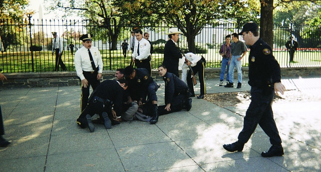 1994- White House Shooting