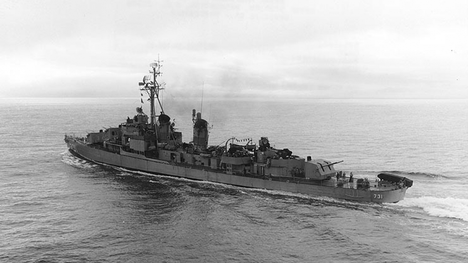 1964- Gulf Of Tonkin Incident