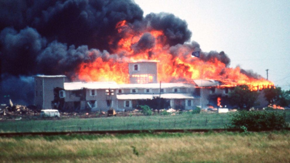 1993- The Waco Massacre