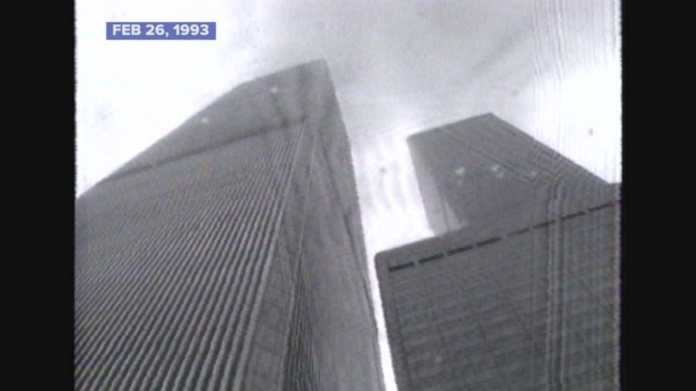1993- World Trade Center Bombing