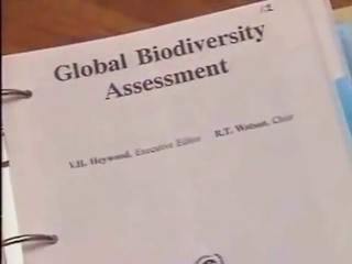 1970- Global Biodiversity Assessment