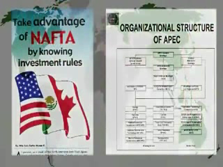 1994- North American Free Trade Agreement Established