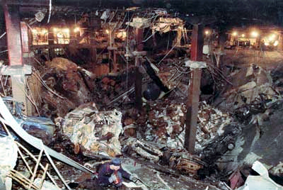 1993- World Trade Center Inside Job